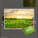 "JS Animated. How to implement jQuery ""FancyBox"" lightbox plugin"