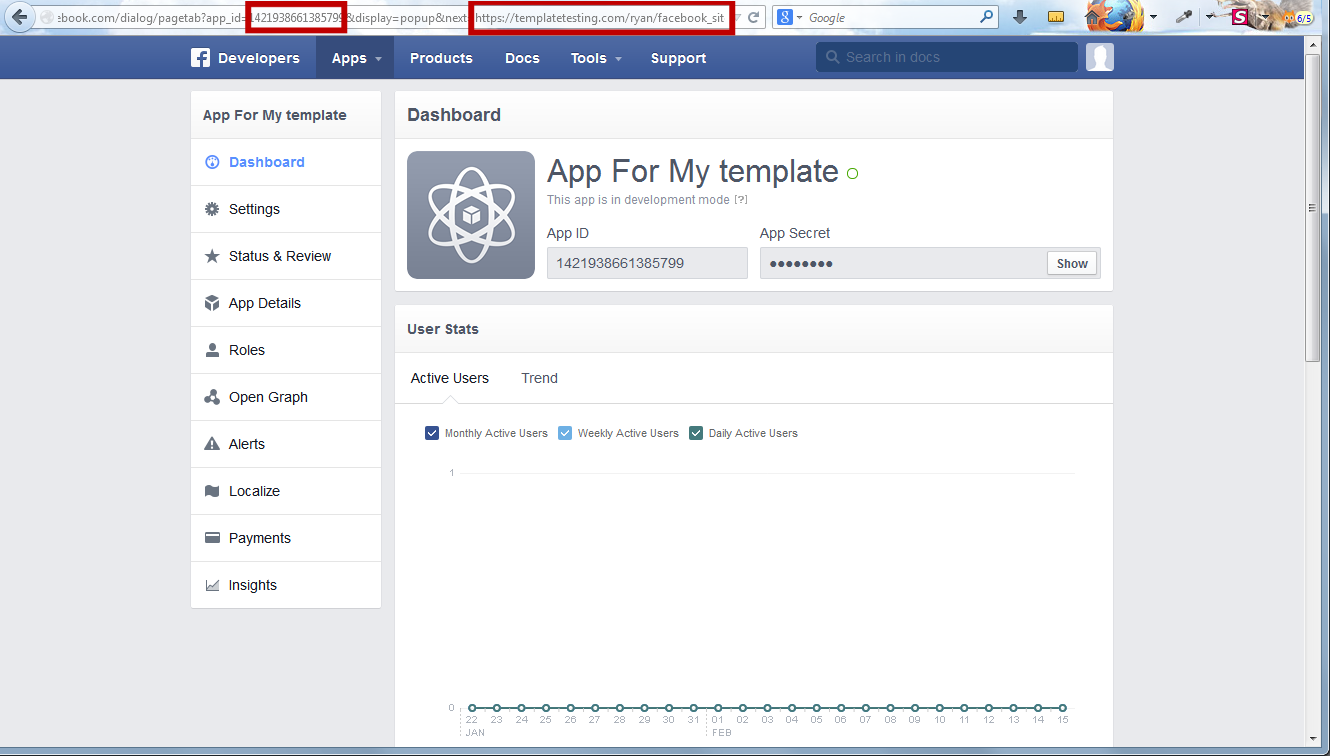 Facebook. How to install a template - Template Monster Help