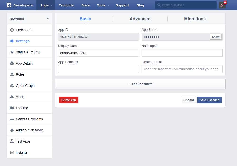 Facebook  How to install a template - Template Monster Help