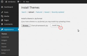 wordpress_cherry_framework_template_with_version_3_1_installing_4