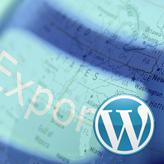 WordPress. How to export Cherry Framework 3.x theme data via Cherry Plugin