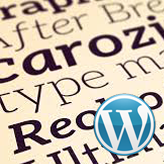 WordPress. How to add Google WEB font
