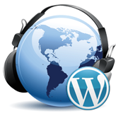 WordPress. How to insert audio