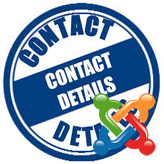 Joomla 3.x. How to manage contact details
