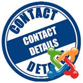 Joomla 3.x. Как управлять контактной информацией