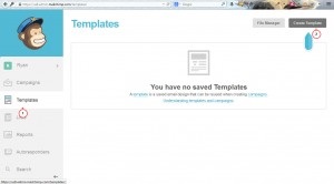 Email Template. Mailchimp Integration-1