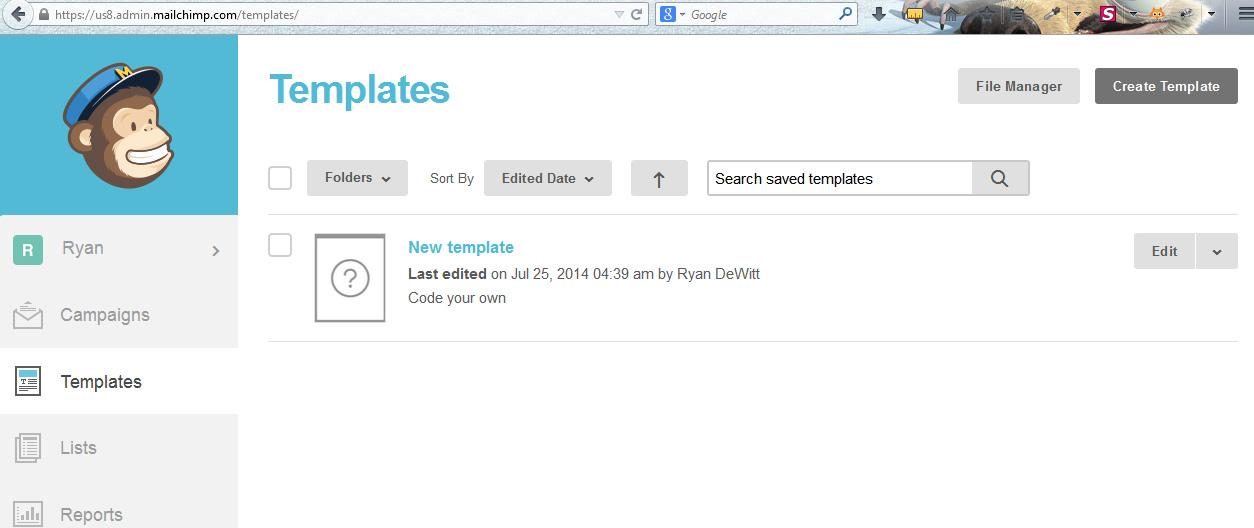 Newsletter & Email Templates. Mailchimp Integration - Template ...