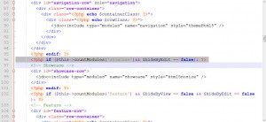 Joomla 3.x. How to make sliderother modules appear on all pages-3