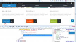 WordPress. Cherry Framework keeps reverting my CSS changes-2