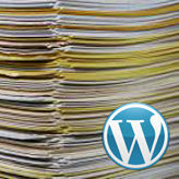 WordPress. How to add pages