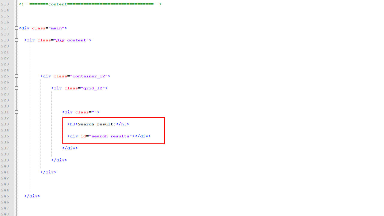 JS Animated. Wie aktiviert man das Suchfeld - Hilfe von ...