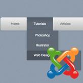 Joomla 3 x. Как редактировать главное меню и изменять порядок пунктов меню