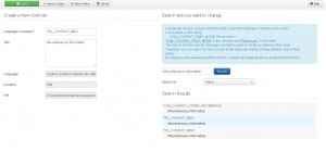 Joomla 3.x. How to edit the Contacts page text5