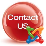 Joomla 3.x. How to set contacts email address