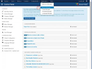 Joomla-3.x._How_to_change_modules_menu_logo_width_using_Boostrap_Size_field_1