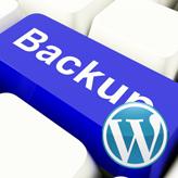 WordPress. How to make full website backup
