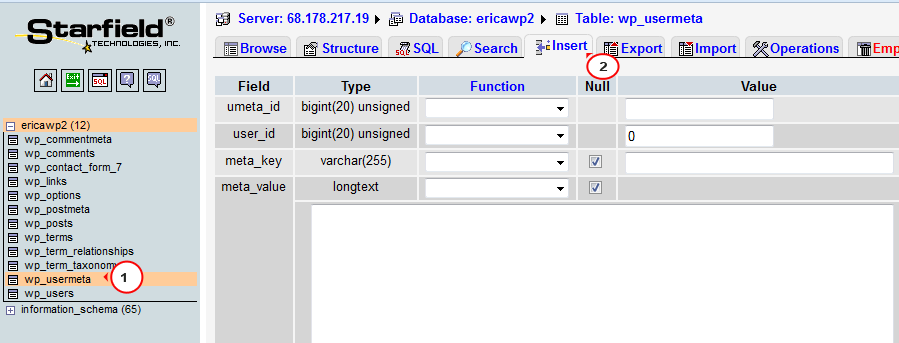 sql how to create new user