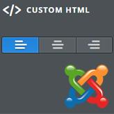 Joomla 2.5.x. Как добавить пользовательский HTML модуль