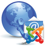 Joomla 2.5.x. Wie verwaltet man die Kontaktdaten