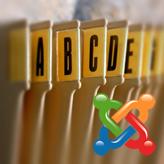 Joomla 3.x. How to manage portfolio categories