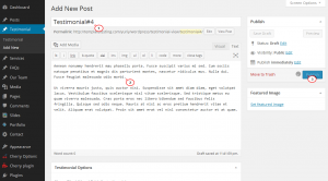 WordPress-How_to_create_testimonials_post-3