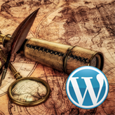 WordPress. How to change Google map location (API based)