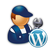 Wordpress Troubleshooter. Missing images after installation