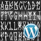 WordPress. Как добавить пользовательский шрифт