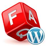 WordPress. How to create FAQs post