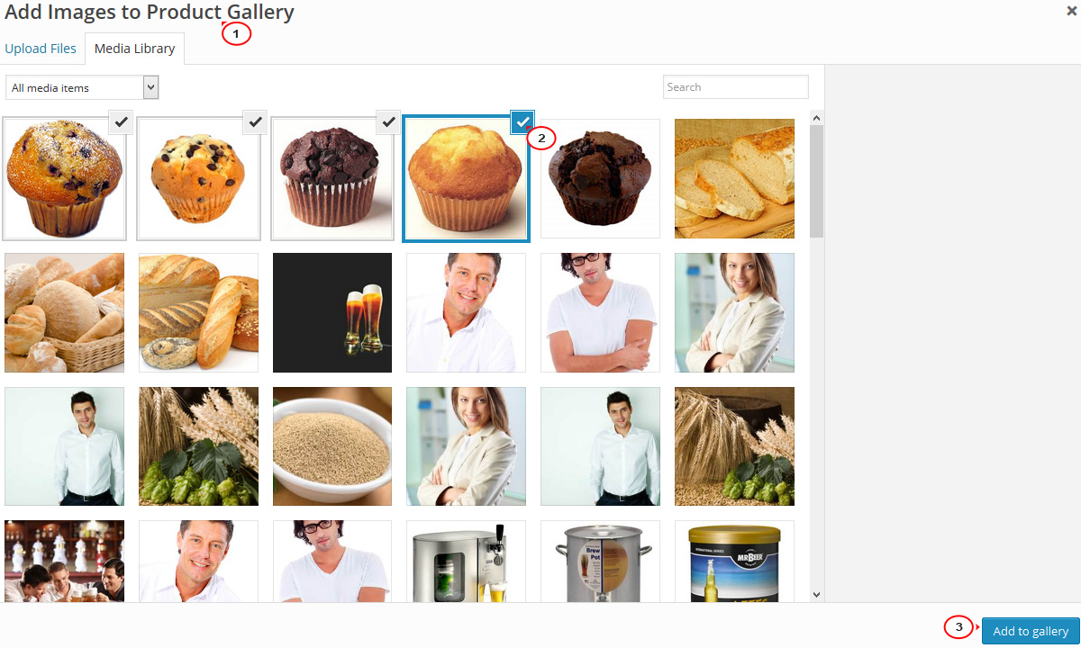 how to add multiple links to an image in html