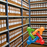 Joomla 3.x. How to find archived articles