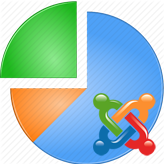 Joomla 3.x. How to manage percent diagram (e.g. #51148)