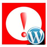 """WordPress. Wie behebt man den Fehler """"style.less.cache"""" (lessphp fatal error: load error: failed to find)"""