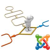 Joomla 3.x. Wie man einen Punkt vom DropDowmMenü erstellt