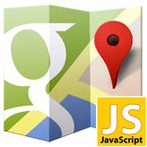 JS Animated. How to change Google map location (based on JS API)