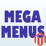 Magento. Wie man mit dem Megamenu arbeitet