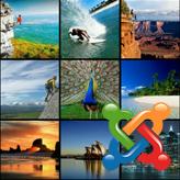 Joomla 2.5.x. Wie arbeitet man mit der Galerie