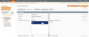Magento. How to change default sort order for category4
