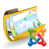 Joomla 3.x. How to set up and configure a gallery page