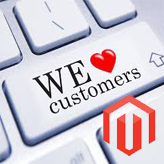 Magento. How to manage customers