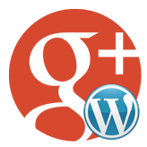 WordPress. How to fix Google+ icon not displaying issue