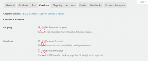 Woocommerce-How to manage check out options-2