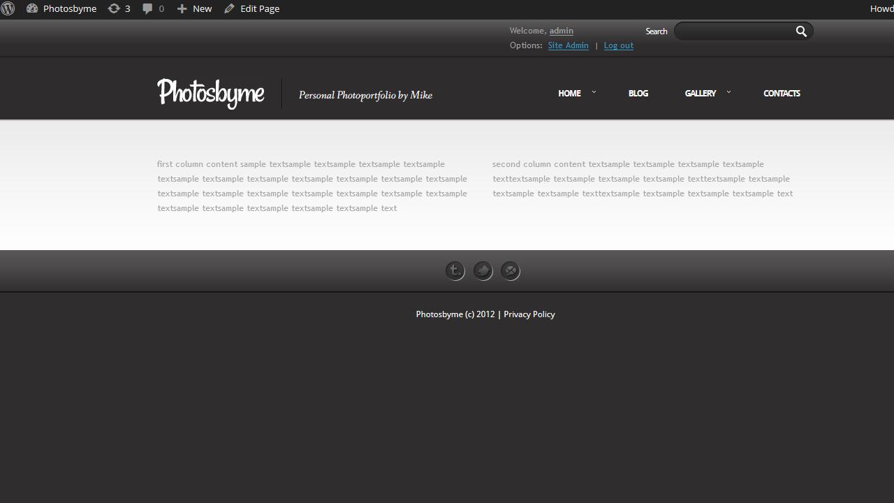 WordPress. Wie man mit Shortcodes des Rasters (Spalten) in ...