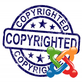 Joomla 2.5.x. How to edit footer copyright