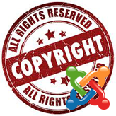 Joomla 3.x. How to edit copyright if it is coded in template files