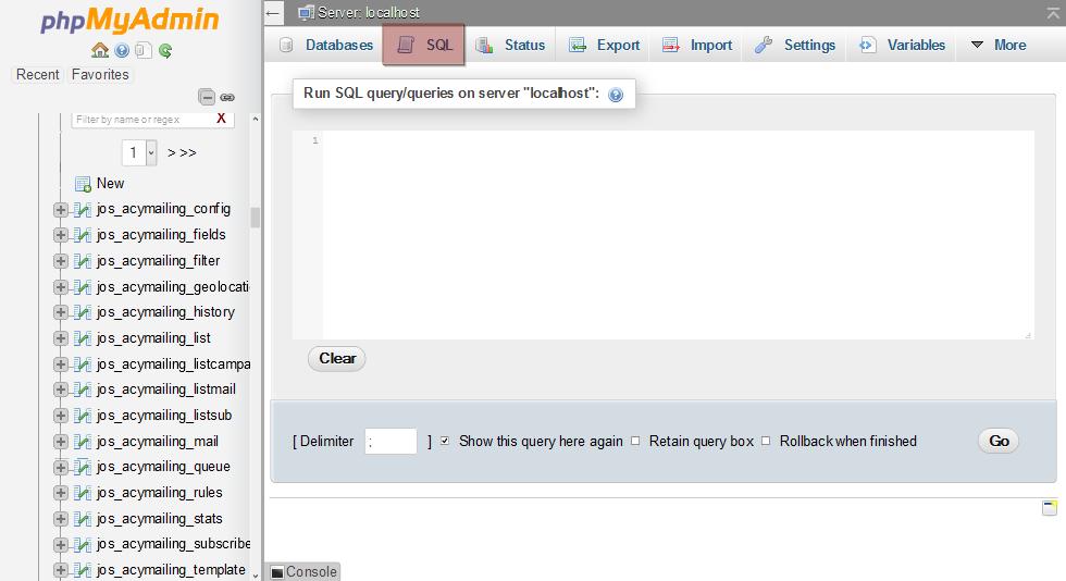 Beheben von Fehlern in Joomla 3.x. Das Feedback-Formular ...