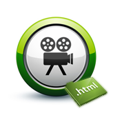 JS Animated. How to add video to the Home page