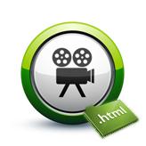 JS Animated. Как добавить видео на Главную страницу сайта