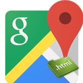 JS Animated. How to remove Google map (Google MAP Javascript API based)