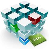 JS Animated. Как текстовый логотип заменить изображением